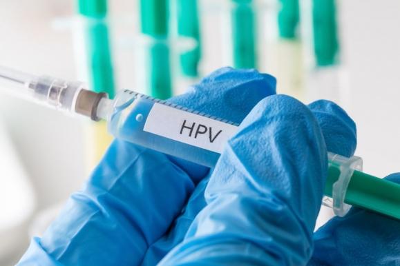 papillomavírus elleni vakcina-omok