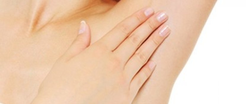 a hónalj alatti bőr függeléke