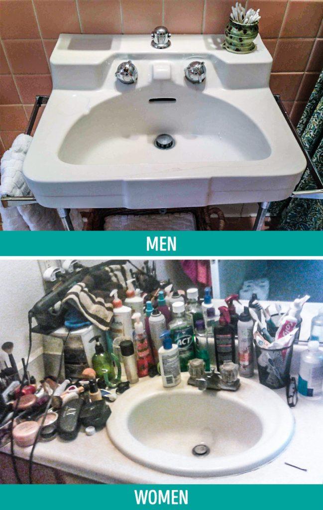 Nők vs Férfiak: kiderült, ki tölt több időt a fürdőszobában | A Nők pasiszemmel