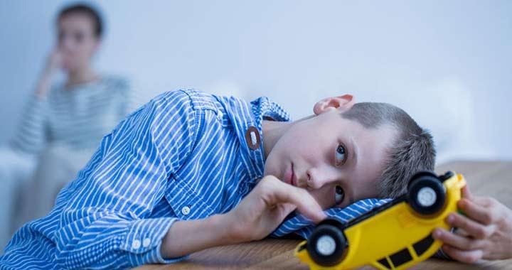 A hiperkinetikus zavarokkal küzdő gyermeket nevelő szülők problémái