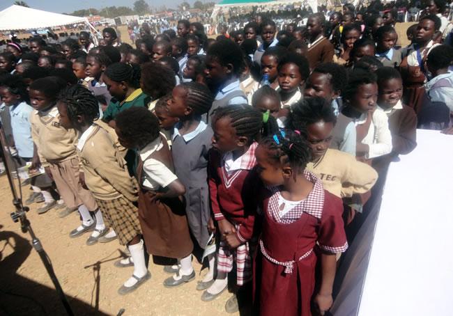 humán papillomavírus elleni vakcina Zambia-ban