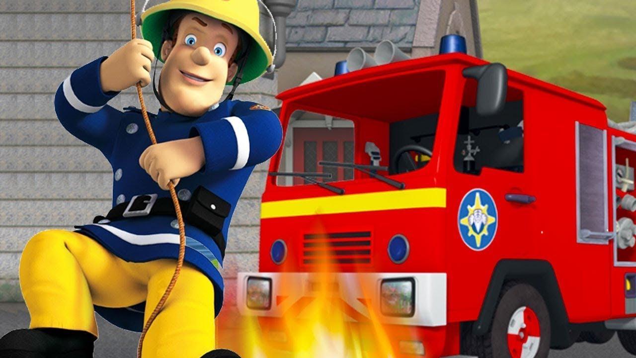 Tűzoltó gyakorlat a gyerekeknek - UNICEF