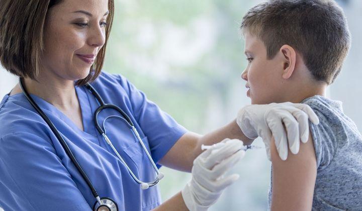 Papilloma vírus vaccin garcon